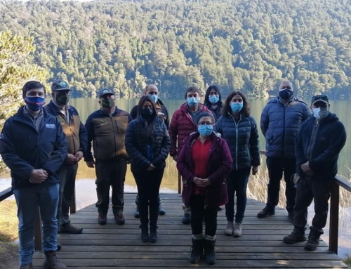Inician Programa de Anfitriones en Parque Nacional Huerquehue