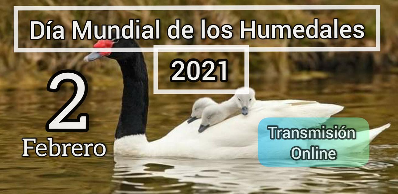 02 de febrero: Día mundial de los humedales 2021