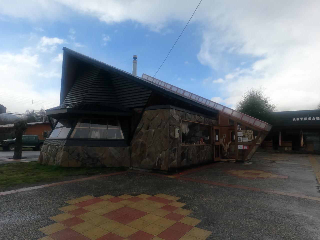 Parador Turístico y Mercado Campesino – Lonquimay