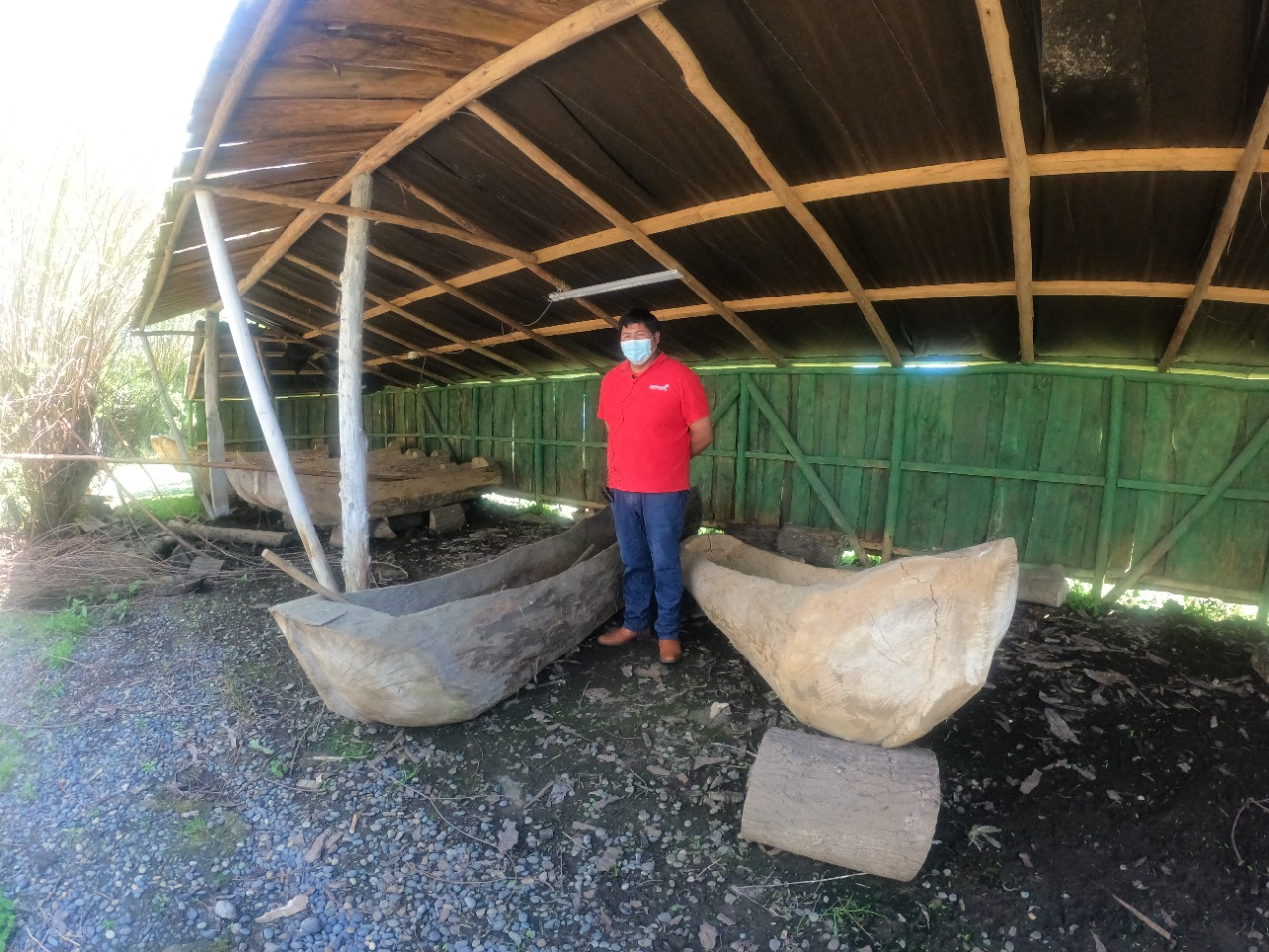 Turismo Mapuche WampoChile – Collileufu grande, Saavedra